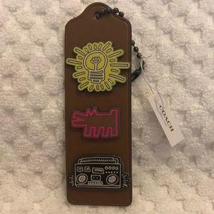 Coach x Keith Haring Pin Set